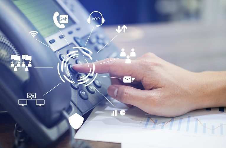 The simple meaning of VoIP is Voice over Internet protocol.